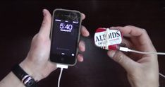 DIY Phone Charger using an Altoids Tin !