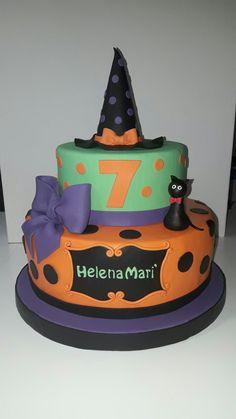 Torta Halloween cake