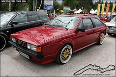 VW Scirocco Mk2 16v