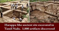 Harappa-like-ancient-site-excavated-in-Tamil-Nadu,-3,000-artifacts-discovered  http://www.sanskritimagazine.com/history/harappa-like-ancient-site-excavated-tamil-nadu-3000-artifacts-discovered/