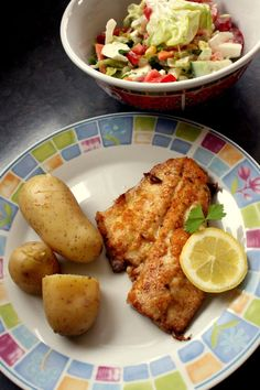 Ocean Perch Fillets - quick and easy!