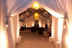 Spectra Outdoor Terrace Wedding Event