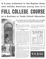 GI Bill of Rights 1946 Ad Picture