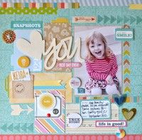 A Project by jenchapin from our Scrapbooking Gallery originally submitted 10/07/12 at 10:20 PM