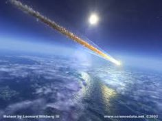 historic-meteor-strikes - Google Search