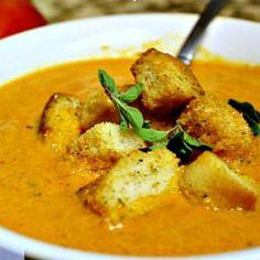 Zupa's Creamy Tomato Basil Soup