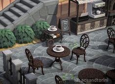 Animal Crossing Coffee, Animal Crossing Wild World, Animal Crossing Guide, Animal Crossing Villagers, Animal Crossing Pocket Camp, Motif Photo, Island Theme, Animal Games, Island Design