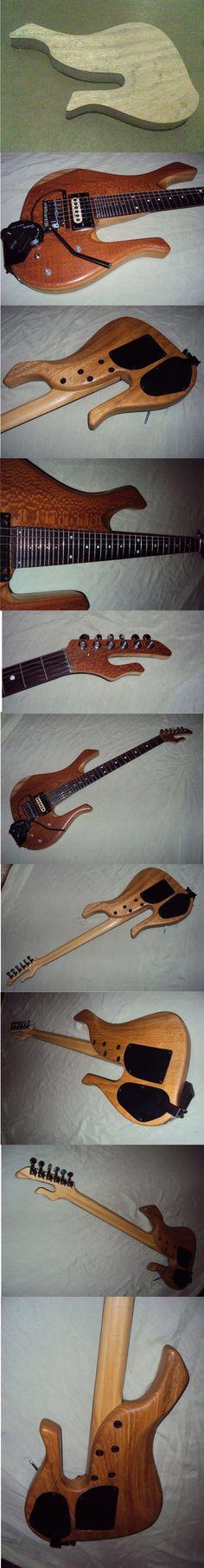 Guitarra Mozart - 36 Trastes - Midi