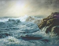 seascape paintings - Google Search