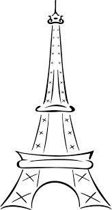 eiffel tower draw - Buscar con Google