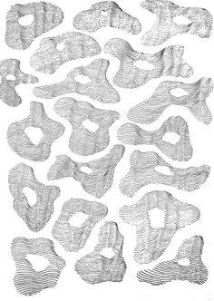 Ulrike Wathling ink on paper #inkonpaper #artist #ulrikewathling #montblanc #artwork #drawing