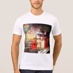 Men's American Apparel Tee - #customize create your own personalize diy