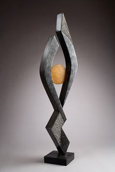 "*Metal Sculpture - ""Morning II"" by Destiny Allison"