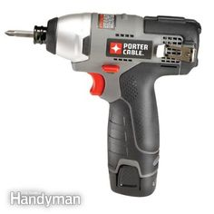 Choosing the Best Impact Driver - Porter Cable 18v