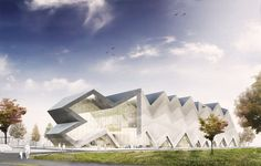 J. Mayer H. Architects Reveal Prize-Winning Design for Kärcher Museum in Germany