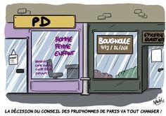 Nawak - Pas de doutes, la décision du conseil des #prudhommes de Paris va tout changer ! #PD