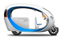The tuk-tuk for the future
