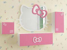 Hello Kitty Mirror ❤️