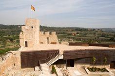El Castillo del Catllar -  Centro de interpretación de los castillos del Bajo Gaiá | Ayuntamiento de el Catllar.