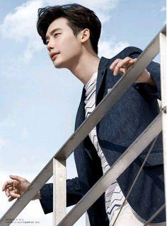 """더블유 {deobeuryoo} or """"W"""" Two Worlds, is a fantasy melodrama starring Lee Jong Suk and Han Hyo Joo. Lee Jong Suk Ig, Lee Jung Suk, Lee Dong Wook, Ji Chang Wook, Kang Chul, W Two Worlds, Han Hyo Joo, Kim Myung Soo, Hallyu Star"""