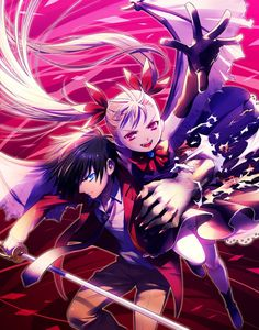 the main charcters of dance in the vampire bund