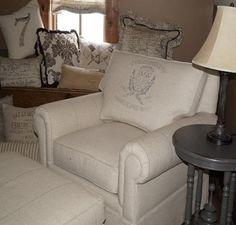 Frenh Laundry Rhodes Crest Chair