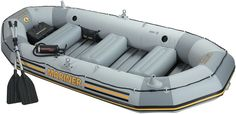 Asstd National Brand Intex Mariner Inflatable Boat…