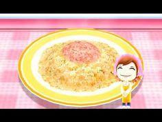 [HD] 쿠킹마마 볶음밥 만들기#2,Cooking mama Fried rice,クッキングママ チャーハン,料理妈妈 炒飯,Жарены...