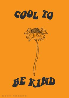 Its cool to be kind and it's also free! By Rosy Cheeks Club on Behance Bedroom Wall Collage, Photo Wall Collage, Picture Wall, Collage Art, Wall Art, Poster Collage, Room Posters, Poster Wall, Poster Prints