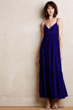 Cascata Maxi Dress - anthropologie.com