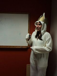 DIY - Where the Wild Things Are Max Costume for Any Size