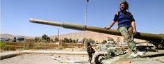 FBI: About twelve Americans fighting in Syria (Omar Sanadiki/Reuters)