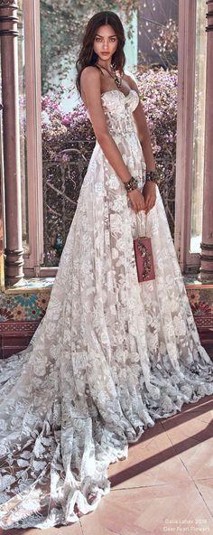Galia Lahav SS 2018 Wedding Dresses – Victorian Affinity   Deer Pearl Flowers / http://www.deerpearlflowers.com/galia-lahav-ss-2018-wedding-dresses/