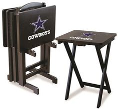 Use this Exclusive coupon code: PINFIVE to receive an additional 5% off the Dallas Cowboys TV Trays at SportsFansPlus.com