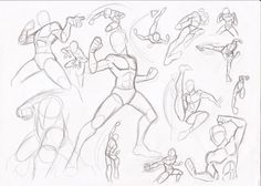 dynamic poses photo reference - Buscar con Google