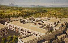 Pylos, Mycenaean Palace of Nestor 1250 BC @ Bible Illustrations, Biblical Sermon Illustrations, Christian Pictures