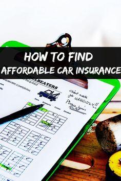 Affordable car insurance | car insurance | save money