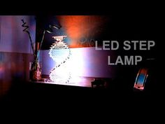 LED STEP LAMP(arduino+ws2812b) - YouTube