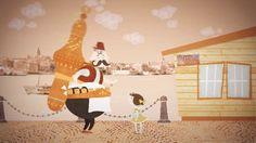 """A LOVELY ANIMATION ABOUT ISTANBUL. ~ lovely animation about Istanbul! we loved it! congratulations with the award. www.armadaistanbul.com   Direction: Idil Ar Animation: Idil Ar, Emre Ergenç Producer: Berat Ilk """"Best Turkish Animation Award  7.Istanbul Animation Festival"""""""