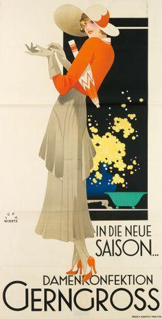 Art Contrarian: Jupp Wiertz Poster Art