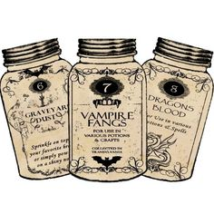 Free Printable Primitive Jar Labels | Halloween Mason Jar Witch Potion Labels II Tags - Eye of Newt ...