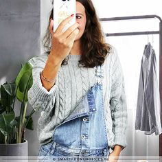 Wanna know how to feel overconfident? Just wear denim. #girlpower #whoruntheworld #denim #fashion #instaquote #GETITCOVERED #linkinbio #Saturday #instafashion