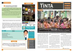 Buletin Tinta Edisi 43, 21 oktober 2016