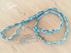A personal favourite from my Etsy shop https://www.etsy.com/uk/listing/468569970/rope-dog-lead-reclaimed-rope-leash