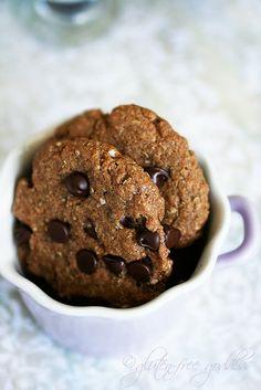Gluten free heaven- Quinoa Chocolate Chip Cookies