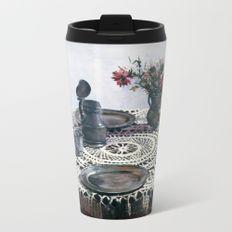 Artesanía/Handcraft Metal Travel Mug