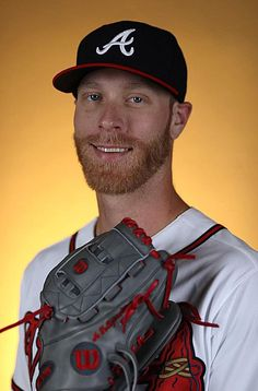 Mike Foltynewicz Photos  Mike Foltynewicz  26 of the Atlanta Braves poses for a photo during photo days at Champion Stadium on February 22 2018 in Lake Buena Vista Florida  Atlanta Braves Photo Day Lake Buena Vista Florida, February 22, Atlanta Braves, Most Beautiful Pictures, In The Heights, Champion, Poses, Image, Figure Poses