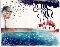 Le splendide visioni marine di Gemma Capdevila