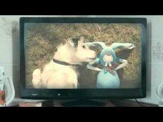 "Thinkbox-Harvey and Rabbit-TV Ad(2012)(UK)""Friends""Lyrics"