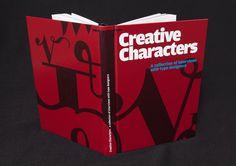 "Consulta este proyecto @Behance: ""Creative Characters (Book)"" https://www.behance.net/gallery/33754216/Creative-Characters-(Book)"